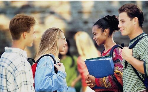 美国留学教师竟然鼓励学生早恋