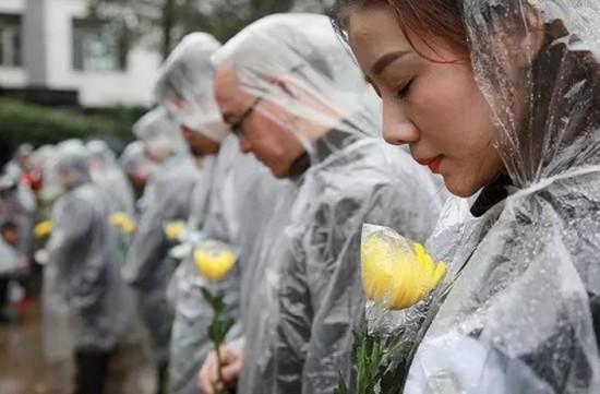 南京大屠杀国家公祭日:牢记历史 勿忘国耻